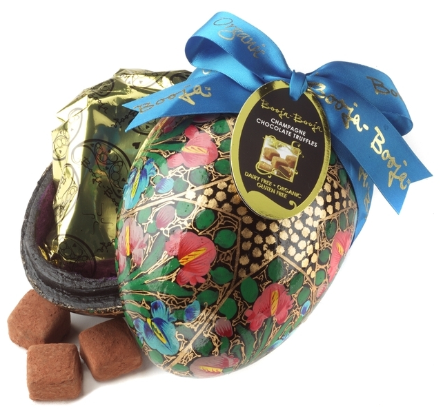The best luxury easter eggs for chocoholics 2014 restaurant choice booja booja champagne easter egg negle Image collections