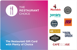 how our restaurant gift cards work restaurant choice. Black Bedroom Furniture Sets. Home Design Ideas