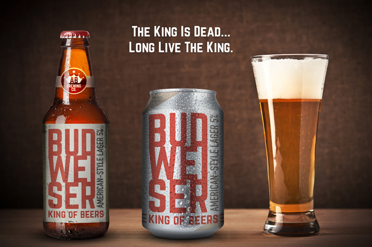 craft beer brands big brands re imagined as craft beers restaurant choice 1396